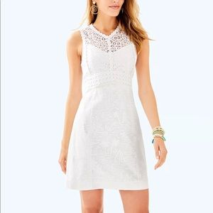 New Lilly Pulitzer Leigh Stretchy Shift Dress